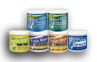 Blue Magic Organics Products